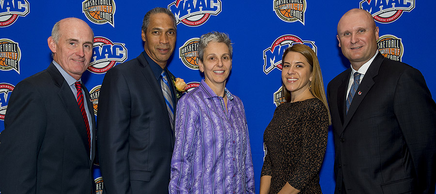 Marist Alumni Inducted into MAAC Honor Roll
