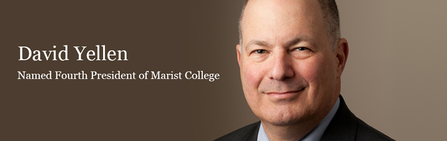 David Yellin Named New President of Marist